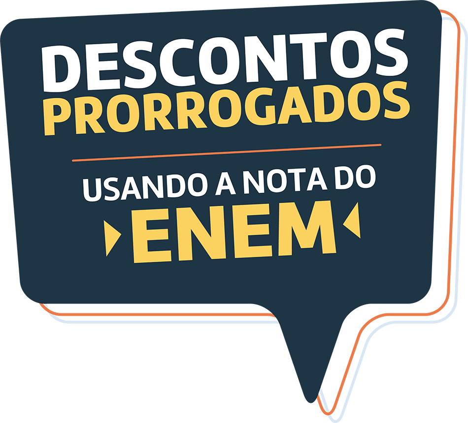 Descontos Prorrogados Usando a Nota do Enem